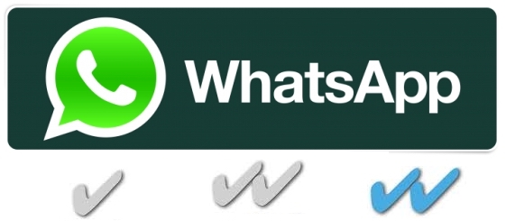WhatsApp haken Häckchen erklärung Kopie